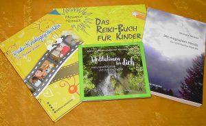 Veröffentlichungen von Michaela Weidner im Reiki-Fit-Shop
