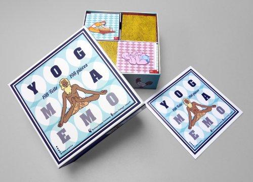Yoga Memo Karten